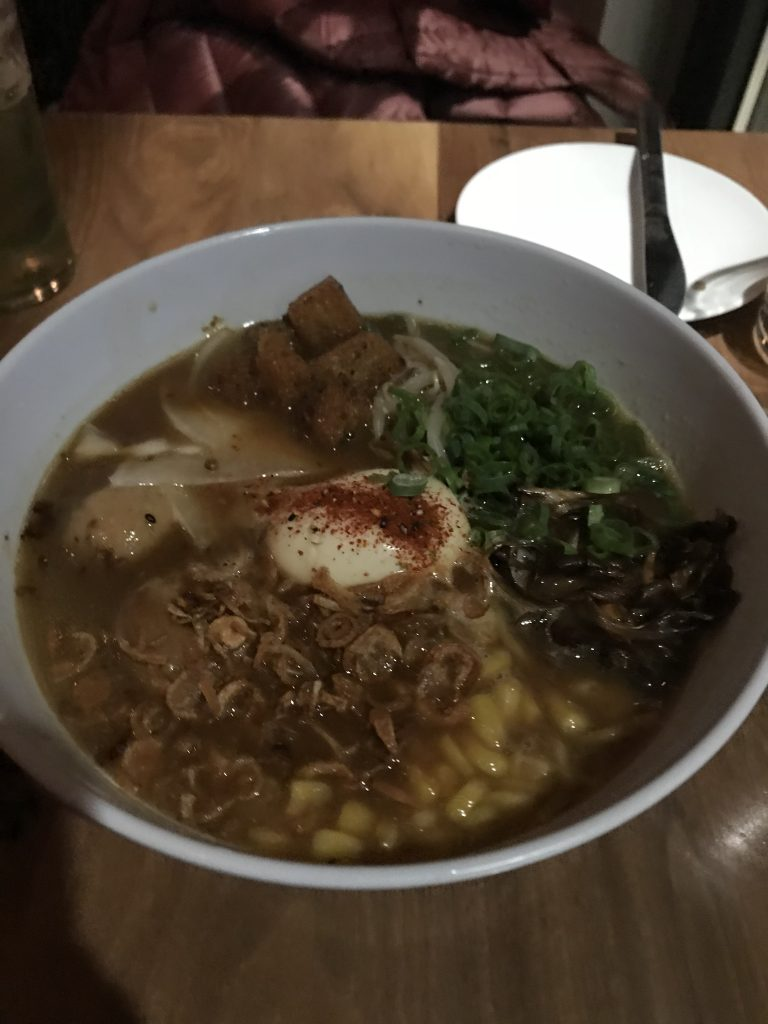 Little Donkey - Matzo Ball Ramen
