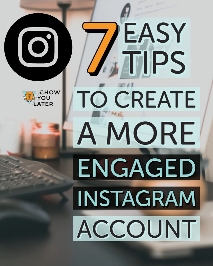 7 Tips for Engaged Instagram Account Featured Image