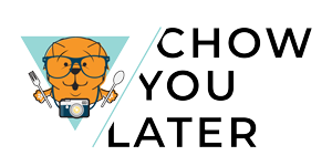 Chow You Later logo